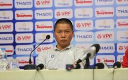 HLV Chu Đình Nghiêm báo tin xấu lực lượng cho Hà Nội FC