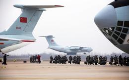 Đối phó dịch corona, không quân Trung Quốc triển khai chiến dịch quy mô chưa từng có trong 10 năm