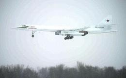 Máy bay ném bom 'mạnh nhất lịch sử' bản sau nâng cấp của Nga lần đầu cất cánh