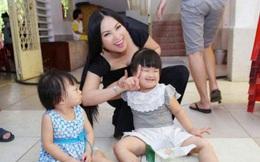 Em gái tỷ phú của Cẩm Ly về nước làm từ thiện