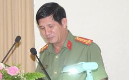 Đại tá Huỳnh Tiến Mạnh – cựu giám đốc Công an tỉnh Đồng Nai nghỉ hưu