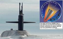 Hải quân Mỹ trang bị đầu đạn hạt nhân chiến thuật có thực sự răn đe được Nga?