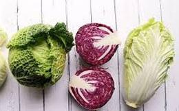 10 lợi ích sức khoẻ đã được kiểm chứng của rau bắp cải