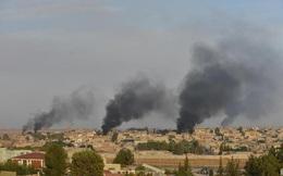 """Máy bay Thổ Nhĩ Kỳ oanh tạc dữ dội vào Idlib, Nga """"im hơi lặng tiếng"""""""