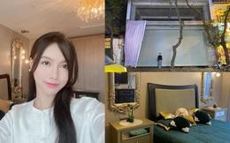 Hé lộ căn nhà cao tầng to đẹp như khách sạn của MC Minh Hà