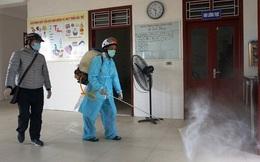 Xuất cấp hóa chất sát trùng phòng, chống dịch bệnh nCoV