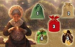 Mỗi túi quà của phù thủy mang đến một bất ngờ thú vị: Số 1 tiền bạc tràn trề