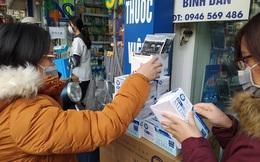 Xử lý 5 cửa hàng thuốc tây nâng giá khẩu trang ở TP HCM