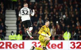 Rực sáng cùng Derby, Rooney sẽ khiến Man United phải trắng tay mùa giải này?