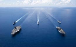 Tăng cường thách thức Trung Quốc, chính quyền TT Trump tuần tra cao kỷ lục ở Biển Đông