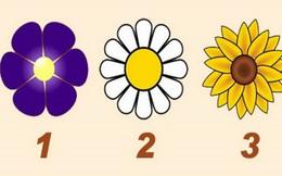 Mỗi bông hoa mang đến một lời khuyên: Số 2 nói rằng bạn cần thư giãn
