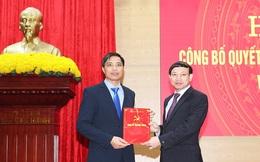 Điều động Chủ nhiệm UBKT Tỉnh ủy giữ chức Bí thư Thành ủy Hạ Long