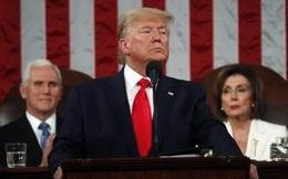 Ông Trump kêu gọi Mỹ trở thành nước đầu tiên cắm cờ trên Sao Hỏa