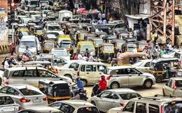 Ấn Độ lắp đặt đèn giao thông kiểu mới: Càng còi càng phải chờ đèn đỏ