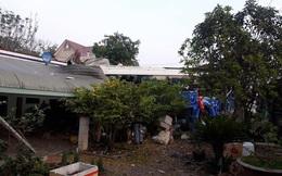 Xe khách tông nát đầu xe tải rồi lao vào nhà dân lúc rạng sáng, 6 người thương vong