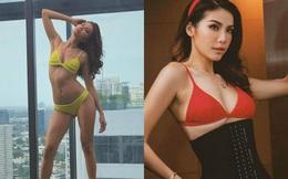 Cận cảnh vẻ đẹp nóng bỏng của siêu mẫu Minh Tú ở tuổi 29
