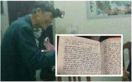 Ông bà cãi nhau suốt ngày, nhưng đọc cuốn sổ tay của ông, cháu gái mới biết họ yêu nhau thế nào