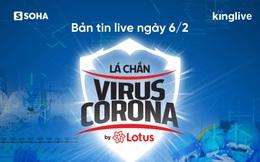 Bản tin đặc biệt tối 6/2: Lo virus Corona, học sinh TP.HCM chính thức nghỉ đến 16/2