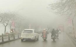 Tin mới gió mùa Đông Bắc: Hà Nội có mưa, trời tiếp tục rét