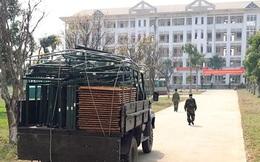 Trung tâm nơi tiếp nhận 500 người từ Trung Quốc về