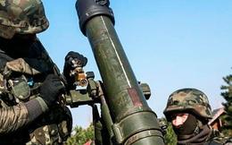 Súng cối Molot gieo rắc kinh hoàng, 5 lính Ukraine thương vong