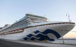 Khách du thuyền hạng sang bị cách ly ngoài khơi Nhật Bản: 'Giống như nhà tù nổi'
