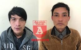 Đi bán xe máy lấy trộm dịp Tết, 2 kẻ gian bị Cảnh sát 141 bắt giữ
