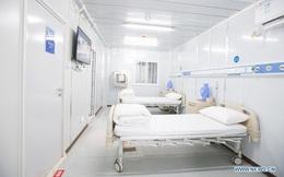 [VIDEO] Ba lần tăng quy mô trong 6 ngày, bệnh viện Lôi Thần Sơn ở Vũ Hán hiện đại thế nào?