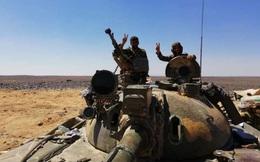"""Tuyệt vọng trỗi dậy tấn công chiếm đất, phiến quân thất bại lớn trước """"đòn thù"""" của lực lượng Hổ Syria"""
