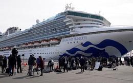 Du thuyền có người nhiễm virus Corona bị cách ly tại Nhật Bản từng ghé thăm Hạ Long