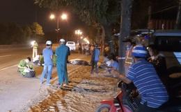 Đôi nam nữ bị cán tử vong sau vụ va chạm với xe container