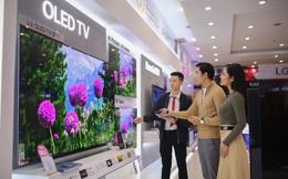 Sắm Tết không có lý do gì không mua TV OLED siêu mỏng