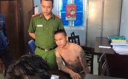 Nam thanh niên nghi ngáo đá, chặn đường cầm gậy đánh con phó Công an xã nhập viện