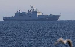 Hải quân Nga tập trung lực lượng lớn ngoài khơi Syria, sẵn sàng tung đòn hủy diệt