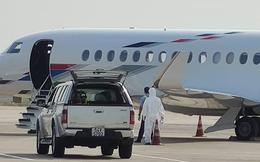Tổ bay trên chuyên cơ riêng vận chuyển bệnh nhân số 32 không bị cách ly, đã trở về nước