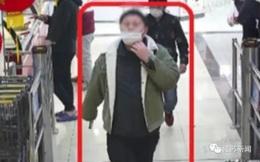 Mặt quá to đeo khẩu trang không vừa, tên tội phạm bị cảnh sát nhận dạng
