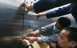 Phòng COVID-19, Trung Quốc giới thiệu công nghệ bấm thang máy không cần chạm
