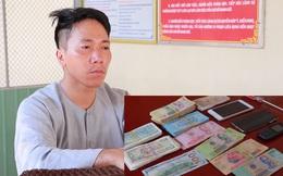 Giả nhà sư vào chùa trộm tiền, đô la