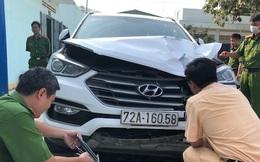 Lời khai của tài xế lái ô tô tông đại uý công an chấn thương sọ não