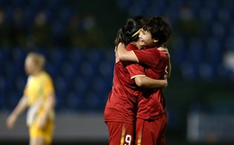 HLV Mai Đức Chung tiết lộ câu chuyện đằng sau bàn thắng lịch sử của ĐT nữ Việt Nam