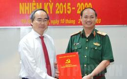 Chỉ định nhân sự Phó Bí thư Đảng ủy Quân sự TPHCM