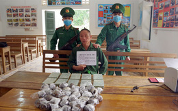 Sang Lào vận chuyển thuê ma tuý về Việt Nam