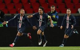 """Neymar thoát """"lời nguyền"""" kỳ quặc, PSG nhấn chìm Dortmund giữa đấu trường trống vắng"""