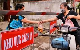 Quận Hoàn Kiếm còn 17 người trên chuyến bay VN0054 cách ly tại khách sạn, nhà dân và cơ sở y tế