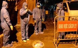 Xác định số người tiếp xúc với bệnh nhân thứ 39 nhiễm Covid-19 là hướng dẫn viên du lịch ở Cầu Giấy, Hà Nội