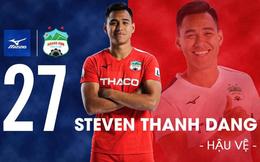 Cầu thủ Việt kiều của HAGL từng nhiều lần đỡ đẻ