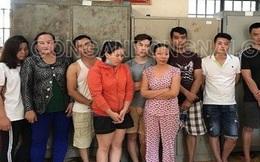 Nhóm thanh niên, phụ nữ sát phạt trong căn nhà kiên cố, có người theo dõi ở Đồng Nai