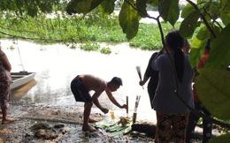 Cứu được bé trai đang chới với dưới sông Sài Gòn, phát hiện thêm một nạn nhân
