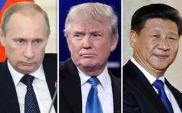 Giữa đại dịch COVID-19, cuộc đua địa chính trị Nga, Trung và Mỹ đã xác định ai đang tụt lại phía sau?