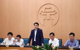 Chủ tịch Hà Nội: Phát hiện ca dương tính Covid-19 phải báo ngay cho các địa phương để xác minh và công bố sau